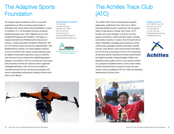 The Ultimate Guide To Sports and Recreation for people with disabilities