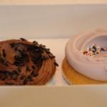 Comer un cupcake en Magnolia Bakery en Nueva York