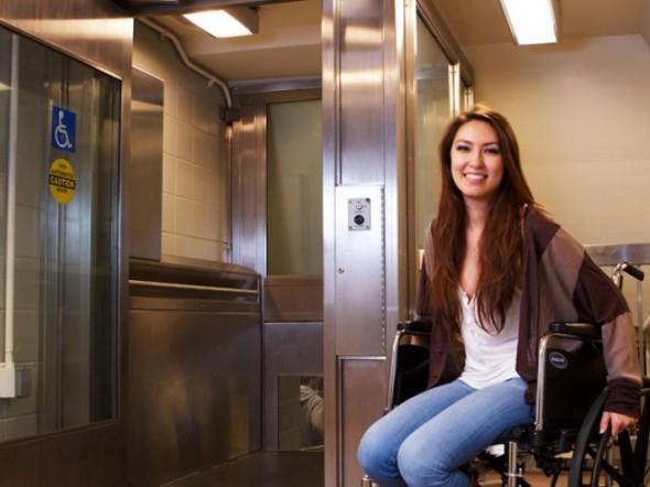 subway lift NYC