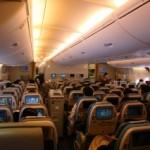 Reglas de equipaje para un vuelo internacional con destino a Estados Unidos