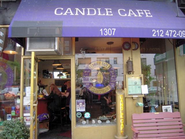 Candle Cafe Vegan Restaurant