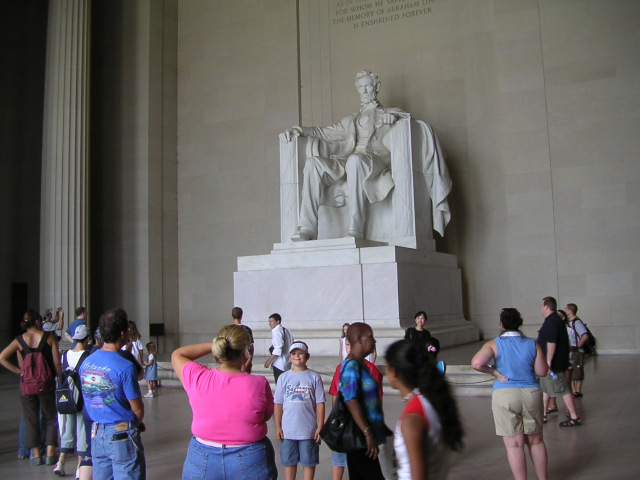 Lincoln Memorial Washington