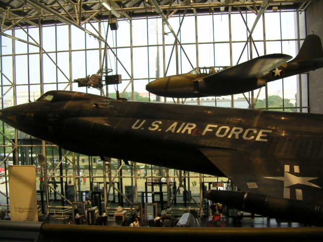US air force air and space museum washington DC