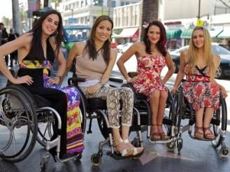 chicas en silla de ruedas NYC
