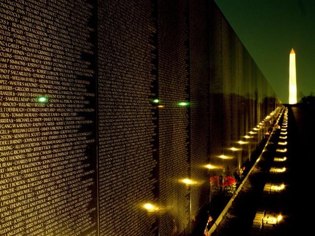 vietnam memorial estados unidos