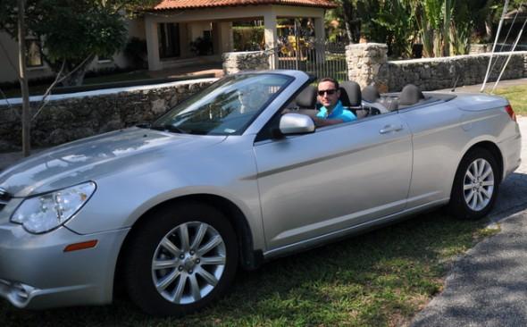 Chrysler rentalcars