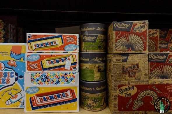 Economy Candy NY arrmónicas