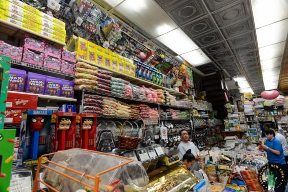 Economy Candy NY caja