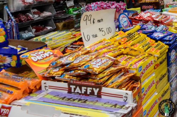 Economy Candy NY chocolates