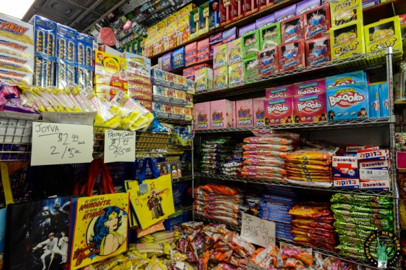 Economy Candy NY dulces