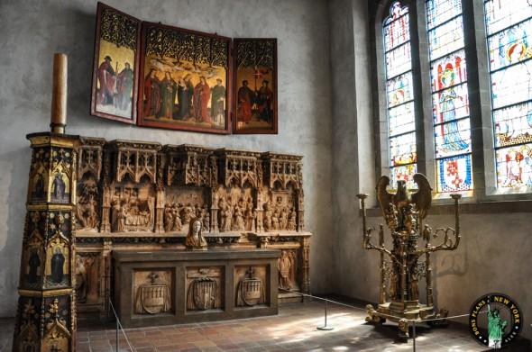 The Cloister NY capilla 2