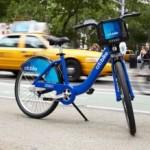 El Citi Bike, el nuevo sistema de transporte individual de Nueva York