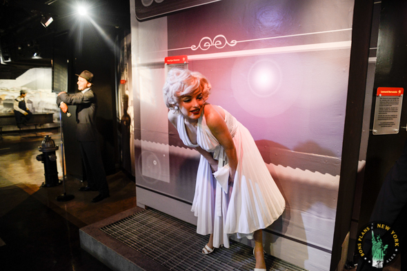 marilyn monroe Tussauds MPVNY