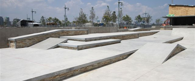 Atlantic City Skatepark