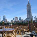 El 230 Fifth Rooftop: El bar con terraza panorámica y vista sobre el Empire State Building