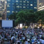 Bryant Park Summer Film Festival de Nueva York 2016