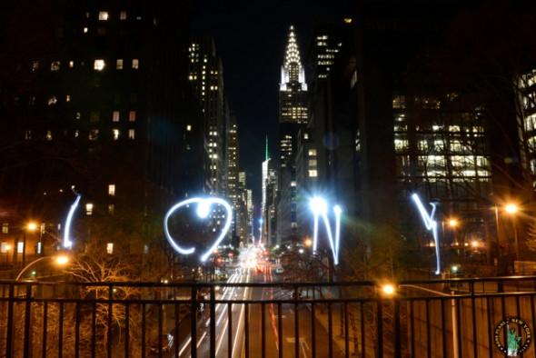 I love NY New York Night Photo Tour de Citifari