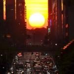 Ver el Manhattanhenge en 2016 en mayo y julio