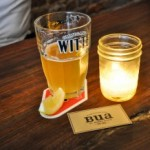 Bua Bar, un pequeño bar-restaurante en East Village