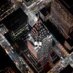 Magníficas fotos de Nueva York sacadas de noche y desde un helicóptero