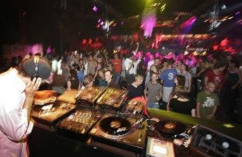 DJ ny club MPVNY