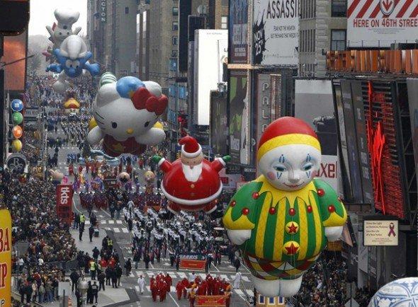 desfile thanksgiving macy's NY MPVNY