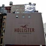 Las tiendas Hollister de Nueva York