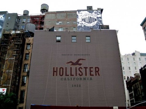 Tienda Hollister