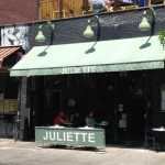 El Juliette Restaurant en Williamsburg (MPVNY de Claire B.)