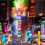 El top 10 de lo que pueden hacer en Nueva York para la nochevieja