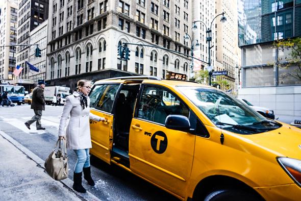 taxi NY MPVNY
