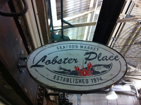 2 Lobster Place Chelsea Market MPVNY