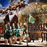 Los escaparates de Navidad de las grandes tiendas de Nueva York