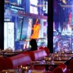 ¿Cuáles son los restaurantes de Times Square donde celebrar la Nochevieja?