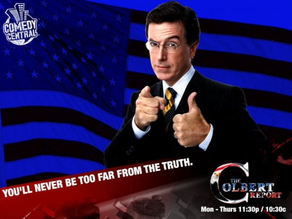 Colbert Report MPVNY