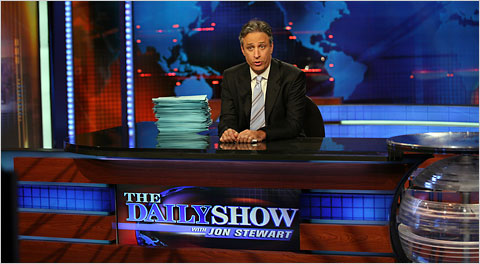 Daily show Jon Stewart