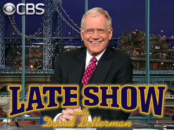 David Letterman Show MPVNY