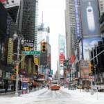 Portafolio de MPVNY/ Nueva York bajo la nieve