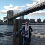 Entrevista con Lorena Perez que organiza un viaje a Nueva York
