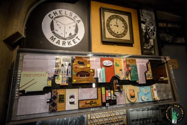Chelsea Market Nueva Work MPVNY directorio