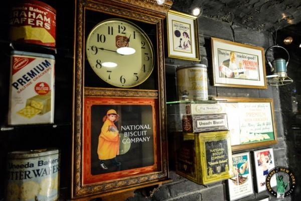 Chelsea Market Nueva Work MPVNY galletas