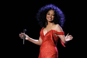 Diana Ross Madison Square Garden