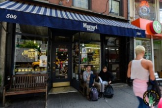 Murrays bagels new york MPVNY