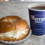 Murrays bagels new york MPVNY bagel y café