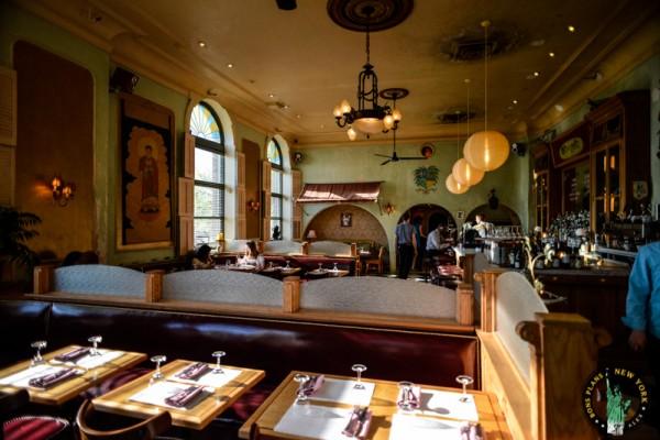 The Jane Hotel Cafe Gitane MPVNY Nueva York 2