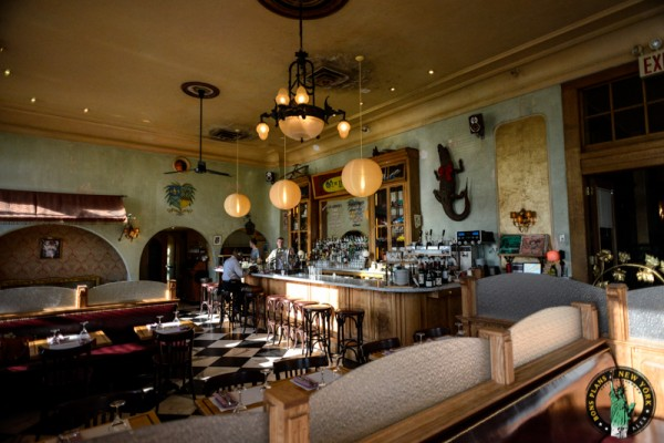 The Jane Hotel Cafe Gitane MPVNY Nueva York