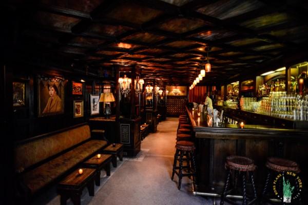 The Jane Hotel Jane Ballroom bar MPVNY Nueva York