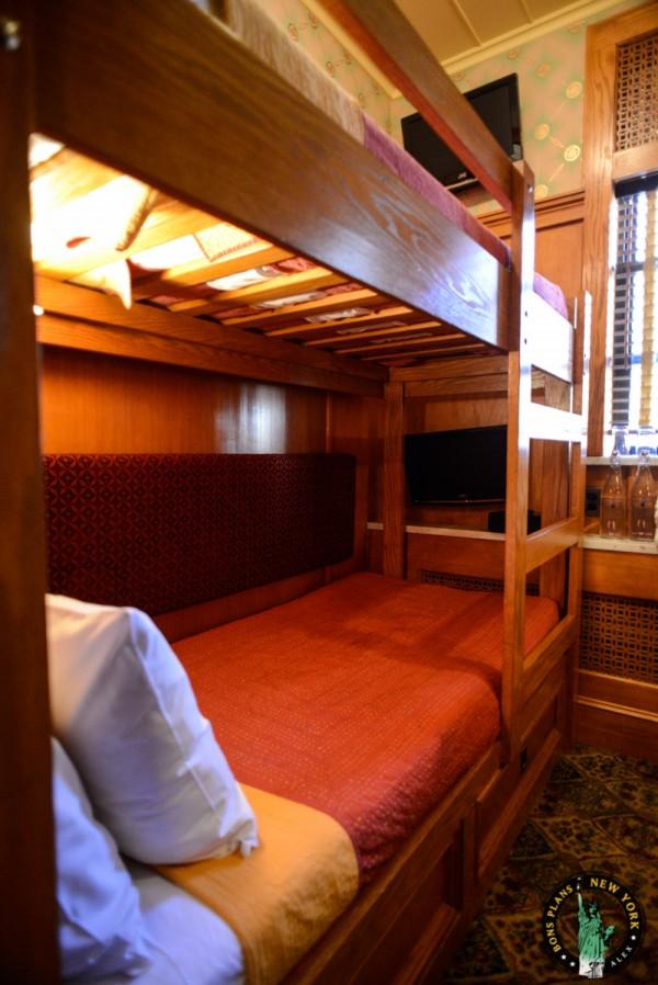 The Jane Hotel cama litera MPVNY Nueva York 2