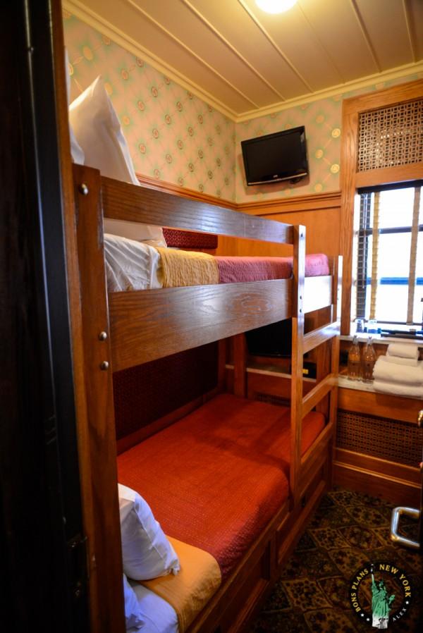 The Jane Hotel cama litera MPVNY Nueva York