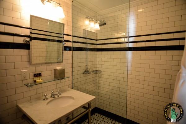 The Jane Hotel cuarto baño MPVNY Nueva York